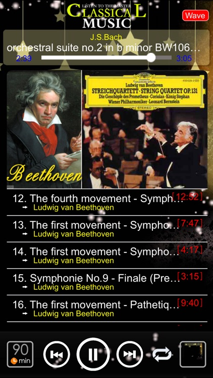 [11 CD] Listen to the Master [ Classical Music ] screenshot-3