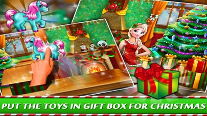 Christmas  - Washing Toy screenshot three