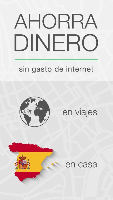 download MAPS.ME – Mapa offline con GPS apps 3