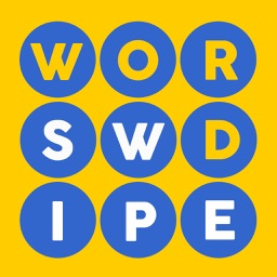 Word Swipe - Brain Training with Word Puzzles