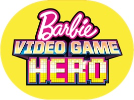 Barbie™ Video Game Hero Stickers