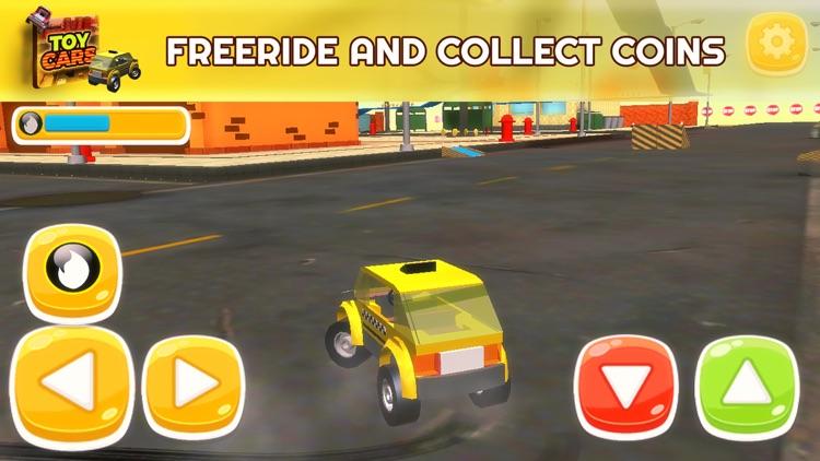 Toy Cars Racing screenshot-3