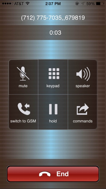 FreeConferenceCallHD Dialer