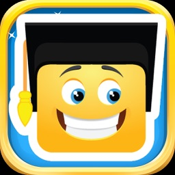 Student Stickers - Student Emojis Superset