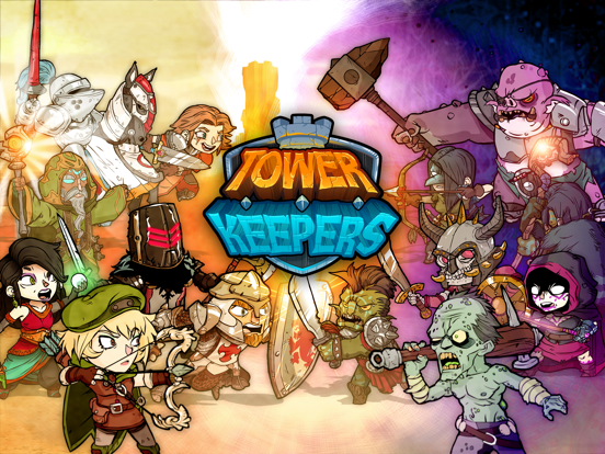 Tower Keepers screenshot 10