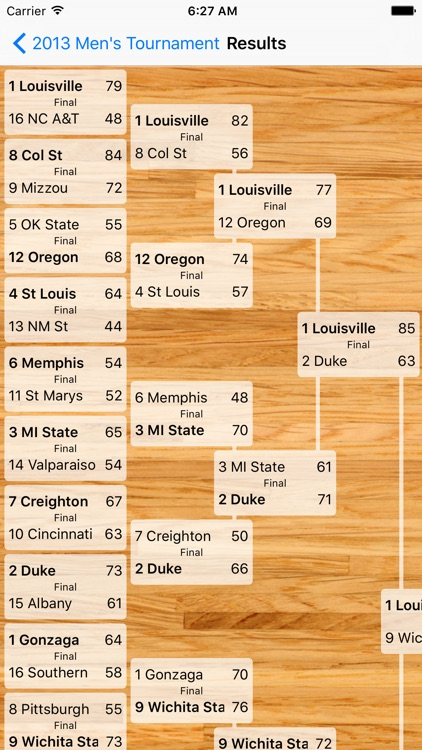Bracket Tracker screenshot-0