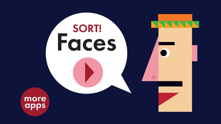 Learning toddlers Kids Games - Faces screenshot-3
