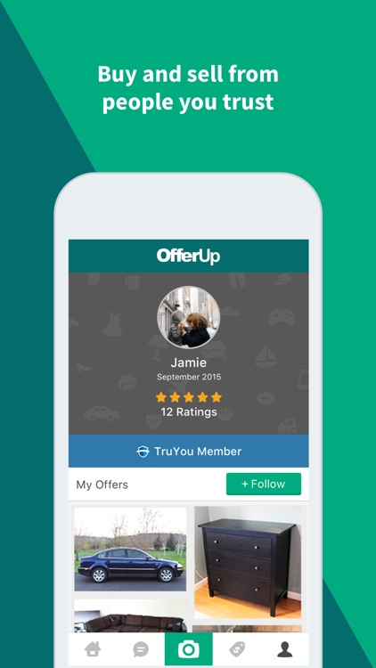 OfferUp - Buy. Sell. Simple. screenshot-3
