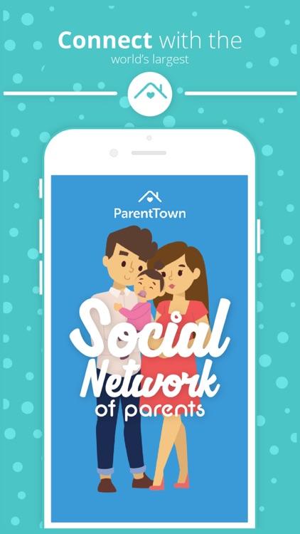 ParentTown | Pregnancy tracker & Parenting guide