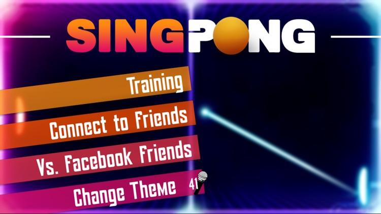Sing Pong