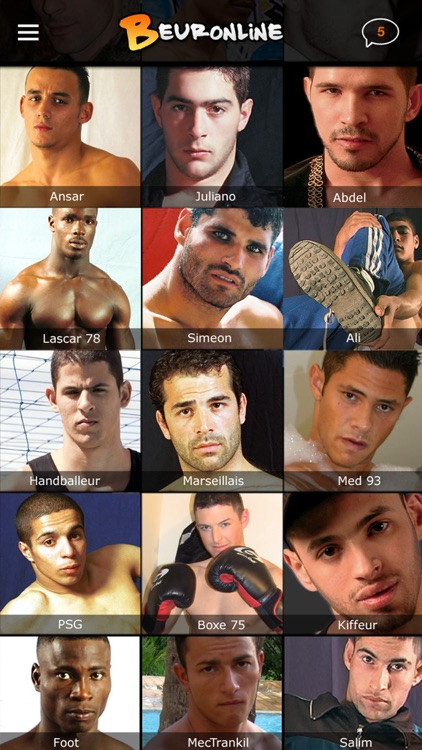 Beuronline - gay arab chat