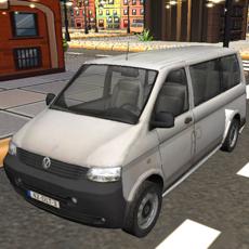 Activities of Passenger Transport Van Parking Simulation 2017