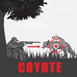 Coyote Range Finder for Hunting