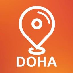 Doha, Qatar - Offline Car GPS