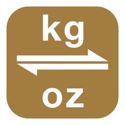 Kilograms to Ounces | kg to oz