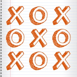 Tic Tac Toe - The vintage naughts & cross game