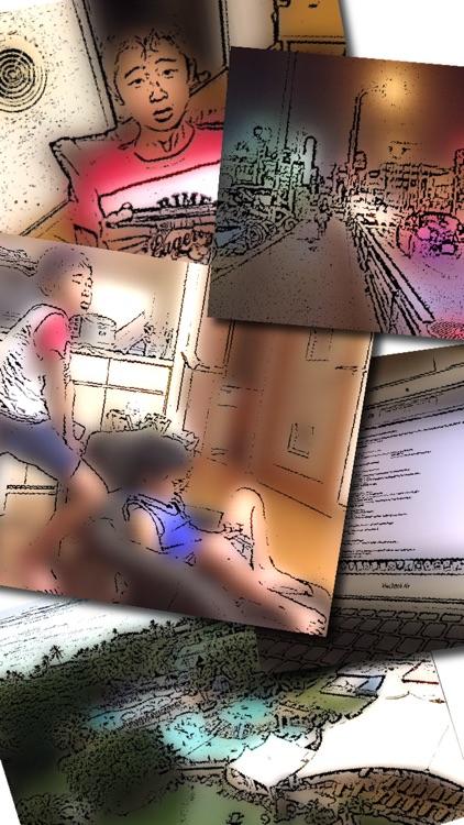 Sketch Camera. screenshot-3