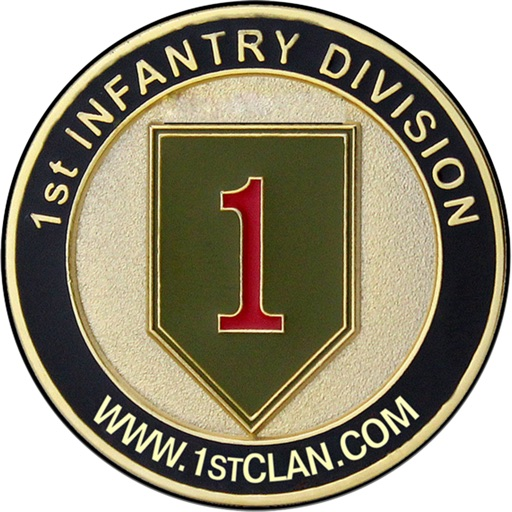 1st Infantry Division - APP icon