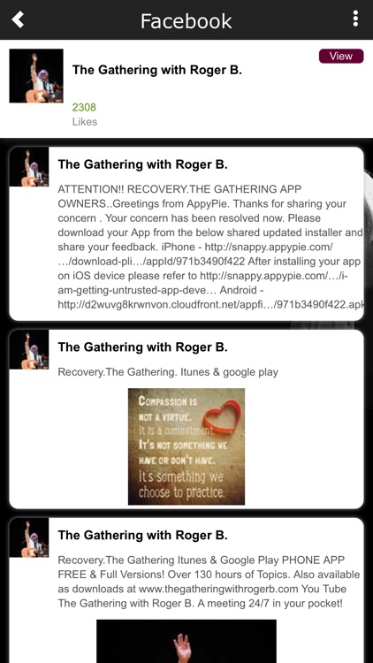 Recovery. The Gathering. screenshot-2