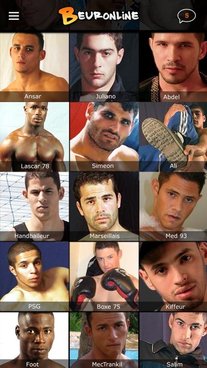 Beuronline - gay arab chat