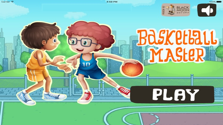 Basketball - Master Shot screenshot-0