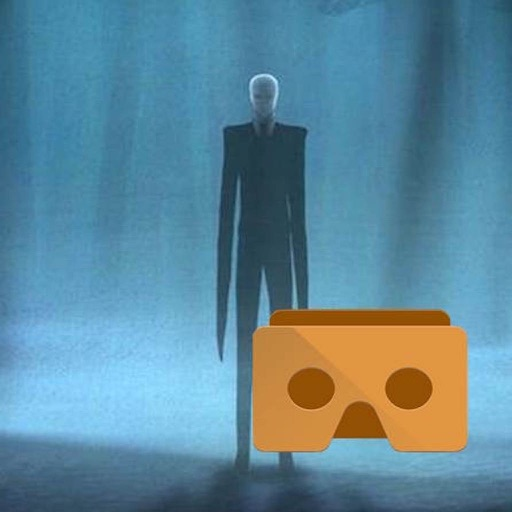VR for Slender Man with Google Cardboard