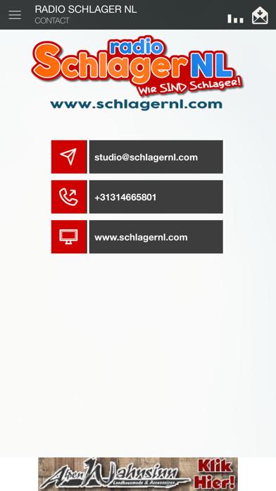 RADIO SCHLAGER NL screenshot four