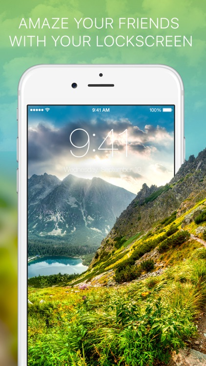 Live Wallpapers - Cool Dynamic Animated HD Themes screenshot-4
