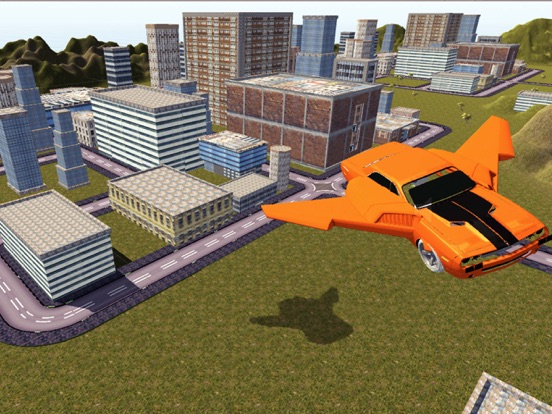 Real Futuristic Flying Car: Best Pilot Simulator | App Price Drops