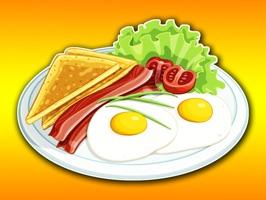 Breakfast and Brunch Food Sticker Pack