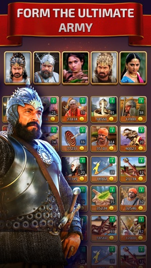 Baahubali: The Game (Official) on the App Store
