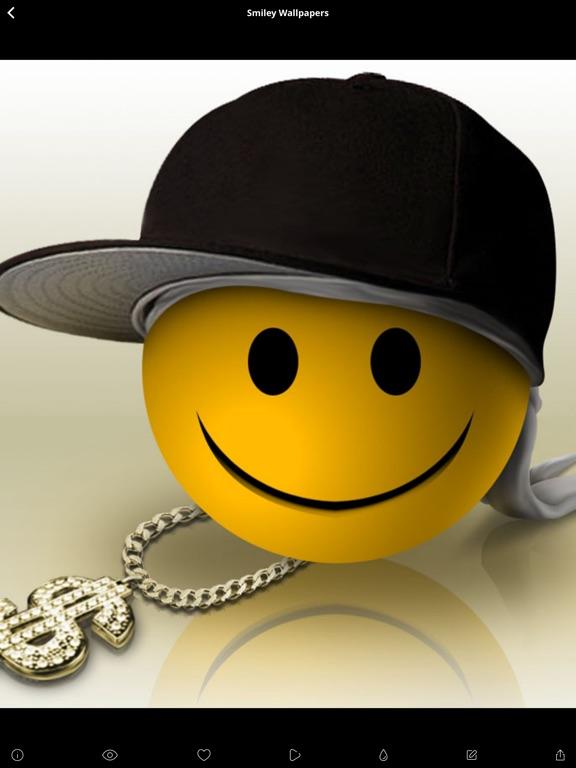 Screenshot 3 For Smiley Emoji Wallpapers