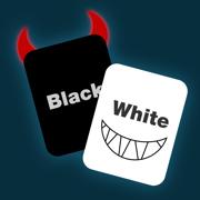 黑白卡 - 无节操卡牌聚会游戏