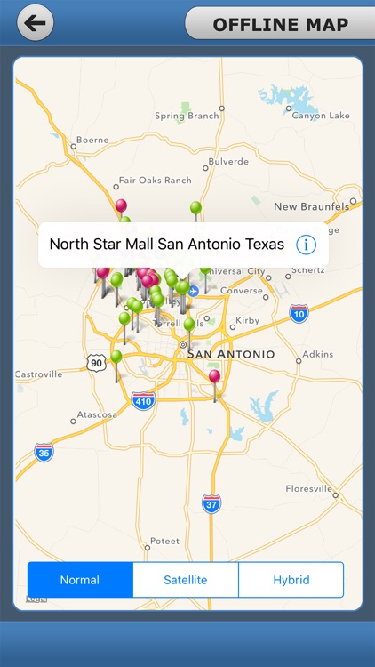 The Great App For Six Flags Over Texas
