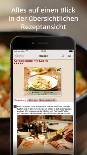 Kochrezepte De Im App Store