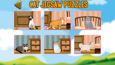 Cat Jigsaw Puzzles 2017 screenshot two