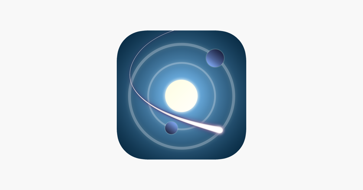 Orbit Path - Space Physics Game on the App Store