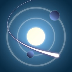 Orbit Path - Space Physics Game