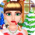 Christmas Salon - Makeover Dress up Games For Girl icon