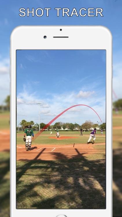 Shot Tracer - Baseball screenshot-0
