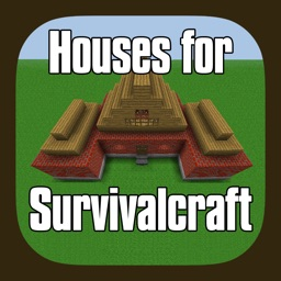 Houses for Survivalcraft - Including Super Guide