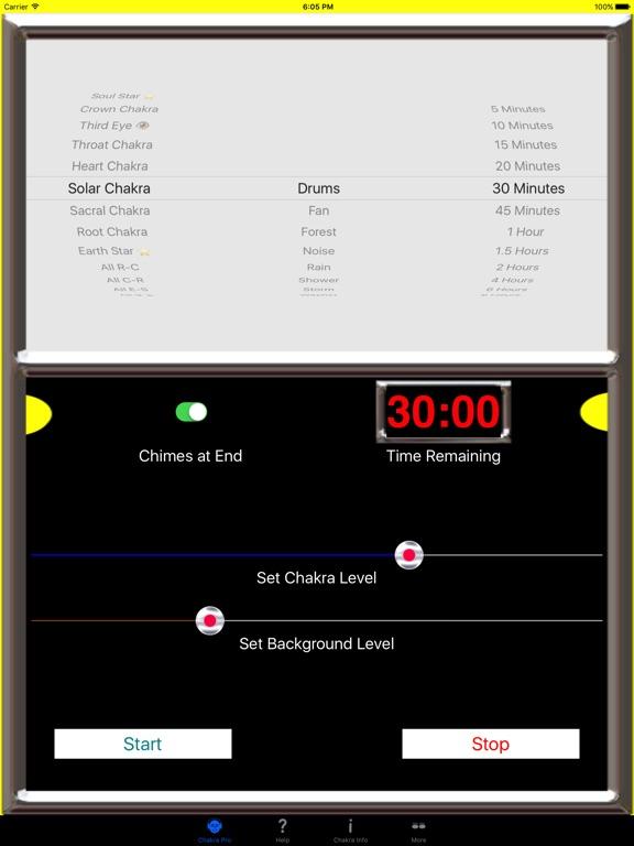 Screenshot #3 for Chakra Pro