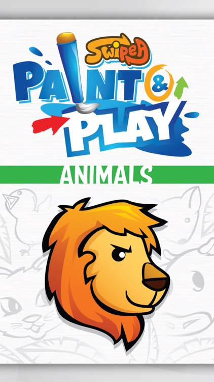 Paint & Play Animal Planet, Coloring Book For Kids screenshot-4