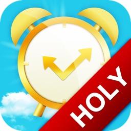 Holy Alarm - Alarm + Prayers + Calendar + Bible Study