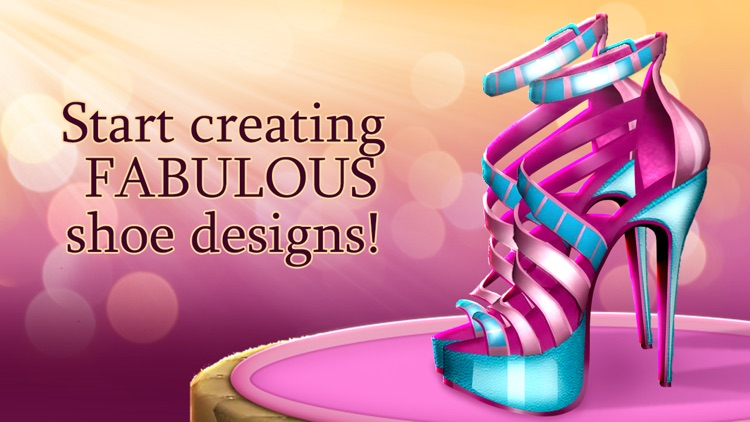 High Heels Shoe Designer: Fashion Shoes Game.s screenshot-3