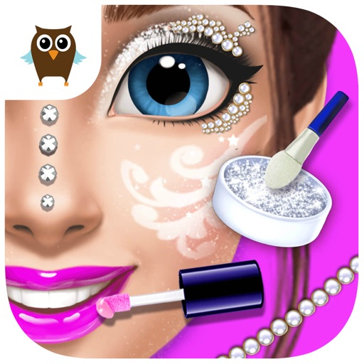 Princess Gloria Makeup Salon - No Ads icon