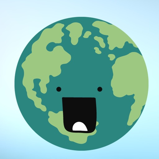 Planet Earth Emojis Emoticons Sticker Pack