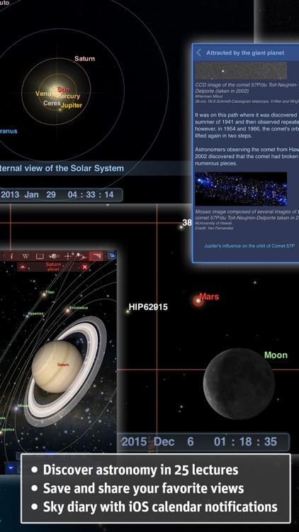 Redshift Pro - Astronomy screenshot-4
