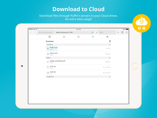 Puffin Cloud Browser