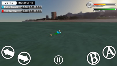 World Surf Tour - BCM Surfing Game Screenshot 1